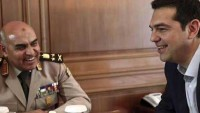 Mısır Savunma Bakanı Yunanistan'a Gitti