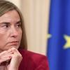 Mogherini: KOEP'in uluslararası bir anlaşma olduğunu defalarca tekrarlamaya mecburuz
