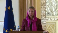 Mogherini: AB siyonist İsrail'in Golan'daki hakimiyetini resmiyette tanımıyor