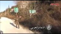 Video: Mreyc Köyü Suriye Ordusunun Kontrolünde