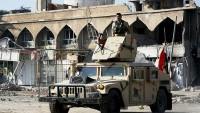 Musul'un doğusu tamamen IŞİD'ten alındı