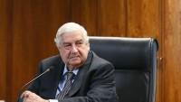Suriye Dışişleri Bakanı: Ayetullah Hamanei Ve İran Halkına Desteklerinden Dolayı Minnettarız