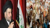 Mukteda Sadr, Irak Halkını Şeyh İsa Kasım'a Destek Gösterisine Davet Etti