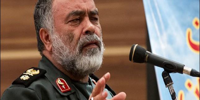 """İranlı General: ABD Savaş Gemilerini """"Gizli Silahlar"""" Vasıtasıyla Denizin Dibine Gömeriz"""
