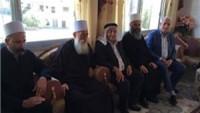 """Suriye'nin güneyinde İslam ve Hıristiyan din alimleri, """"Şeref Misakı"""" imzaladılar"""