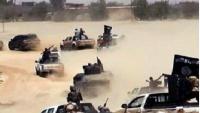 Musul'da IŞİD teröristleri topluca firar ettiler