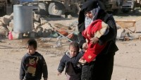 Musul'dan 3 günde 4 bin 500 kişi göç etti