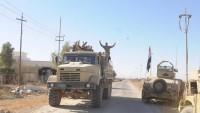 Irak'taki Haşdi Şabi Mücahidleri Suriye'nin Rakka Şehrine Girmeye Hazırlanıyor