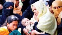 Myanmar da Müslümanlara Yönelik Barbarca Katliamlar Sürüyor: 200 Şehid