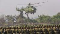 Myanmar Ordusu, bir askeri eğitim uçağıyla irtibatın kesildiğini açıkladı