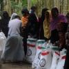 İran yardımları Myanmar müslümanları içerisinde dağıtıldı