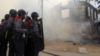 Myanmar'daki çatışmalarda ölenlerin sayısı 39'a yükseldi