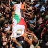 Nablus Halkı Küçük Şehidini Uğurladı