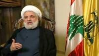Şeyh Naim Kasım: İmam Humeyni İran'ı Bağımlı Bir Ülkeden Gelişmiş Bir Ülke Haline Getirdi
