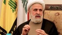 Şeyh Naim Kasım: Lübnan artık birileri için rahat bir lokma değil