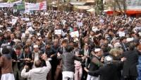 Afganistan'da IŞİD protestosu