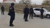 Siyonist Azerbaycan Rejimi, Nardaran'da İmam Hüseyin (as) bayraklarını topladı
