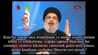 Video: Seyyid Hasan Nasrullah: Düşmanlar, bütün hile ve tuzaklarını kurup tüm güçlerini sarf etseler de yenilecekler ve biz galip geleceğiz.