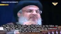 Seyyid Hasan Nasrullah: Hiç Kimse Filistin Toprağının Bir Tek Kum Tanesinden Dahi Vazgeçme Hakkına Sahip Değildir