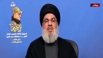 Seyyid Hasan Nasrullah: Amerika ve Siyonist rejim bölgede başka savaş peşinde