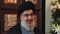 Seyyid Hasan Nasrallah: Gelecek savaşta İsrail ağır bedel ödeyecek