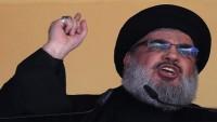 Seyyid Hasan Nasrullah'tan Filistin direnişine destek vurgusu