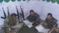 Foto: Suriye Ordusu, Ramazan Ayını Böyle Geçiriyor