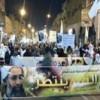 Suudi Arabistan'da Şeyh Nemr'e destek gösterisi