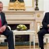 Siyonist Netanyahu ve Putin Görüştü