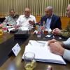Direniş Karşısında Aciz Kalan Siyonist Netanyahu Toplantı Sırasında Rahatsızlanarak Hastaneye Kaldırıldı