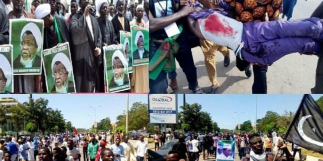 Nijerya'da Ordu Güçleri Hizbullahi Halka Ateş Açtı