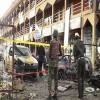 Nijerya'da petrol boru hattında patlama: En az 12 ölü