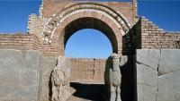 Irak'ın antik kenti Nimrud terör örgütü DEAŞ'tan temizlendi