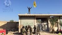 Irak Hizbullahı'nın İşbirliğiyle Suriye Ordusu Al Eys Beldesini İşgalden Kurtardı