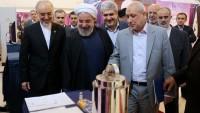 İran'da yeni nükleer kazanımlar görücüye çıkarıldı