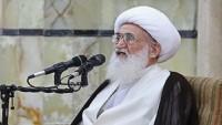 Ayetullah Nuri Hemedani: Kudüs, Müslümanlar'ın birinci meselesidir