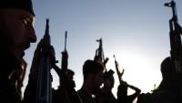 Suriye'deki Teröristleri Batı ve Bazı Arap Ülkeleri Desteklemektedir