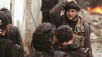 180 Nusra Militanı Suriye Ordusuna Teslim Oldu