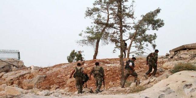 Kunaytra'da 25 Nusra Teröristi Öldürüldü