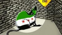 Karikatür: Suriye'de Teröristler Yolun Sonuna Geldi