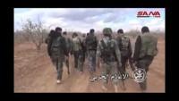 Video: Suriye Ordusu Nusra Teröristlerini Pusuya Düşürüldü