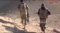 Video: Mhin ve Havvarat Beldeleri Suriye Ordusunun Kontrolünde