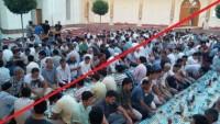 Özbekistan'ın başkentinde büyük camilerde verilen iftar davetleri yönetim tarafından yasaklandı