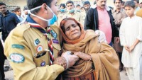 Pakistan'da teröre öfke