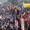Pakistan'da Sünni Müslümanlar, Şii Müslümanlar'ı Korumak İçin Gönüllü Ekipler Oluşturdu