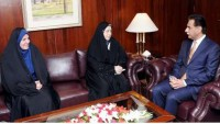 Pakistan Meclis Başkanı: İran'ın İslam dünyasının vahdetindeki rolü kendine özeldir