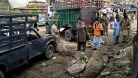 Pakistan'da pazar yerinde patlama: 16 ölü