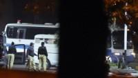 Pakistan'da otobüs katliamı: En az 19 ölü