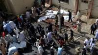 Pakistan'da medresede patlama: 25 ölü
