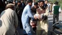 Pakistan'da camiye intihar saldırısı: 10 şehid